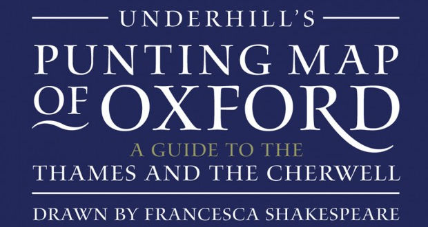 Underhill's Oxford Maps