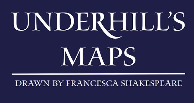 Underhill's Maps